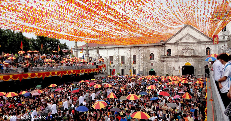 Experience the biggest festival in the Philippines: Sinulog