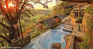 Luljetta's Hanging Gardens and Spa Batangas