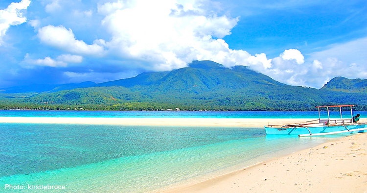 Camiguin Series: The White Island