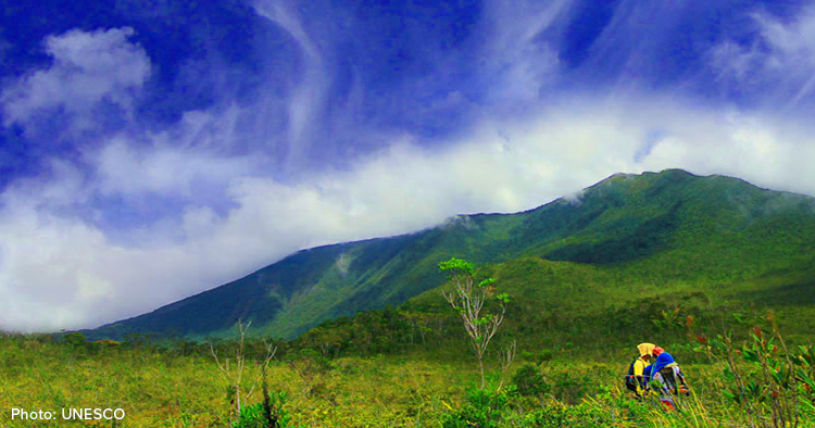 mount hamiguitan in mati