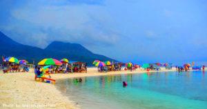 camiguin island white island mindanao
