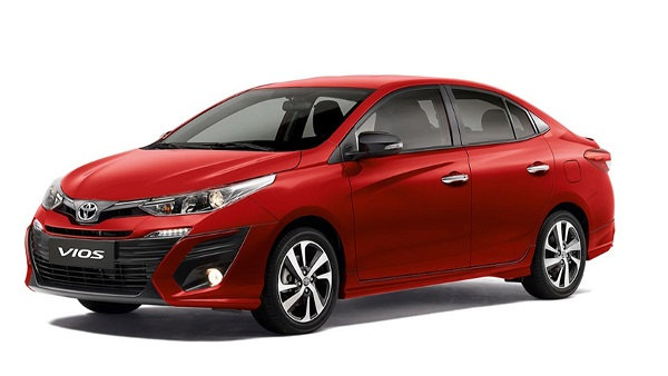 Toyota Vios Car Rental