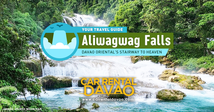 Your Guide to Davao Oriental's Majestic Aliwagwag Falls
