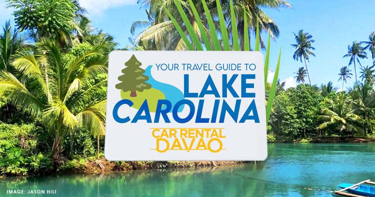 Exploring Davao Oriental's Lake Carolina:  Your Travel Guide