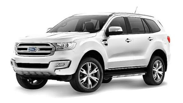 Ford Everest Car Rental