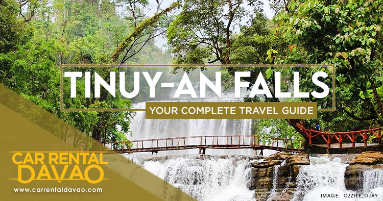 2020 Travel Guide to Surigao del Sur's Tinuy-an Falls