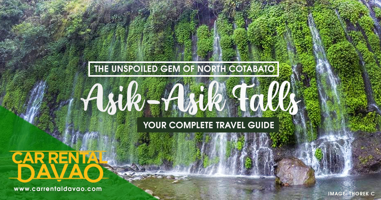 Guide: Asik-Asik Falls: The Unspoiled Gem of North Cotabato