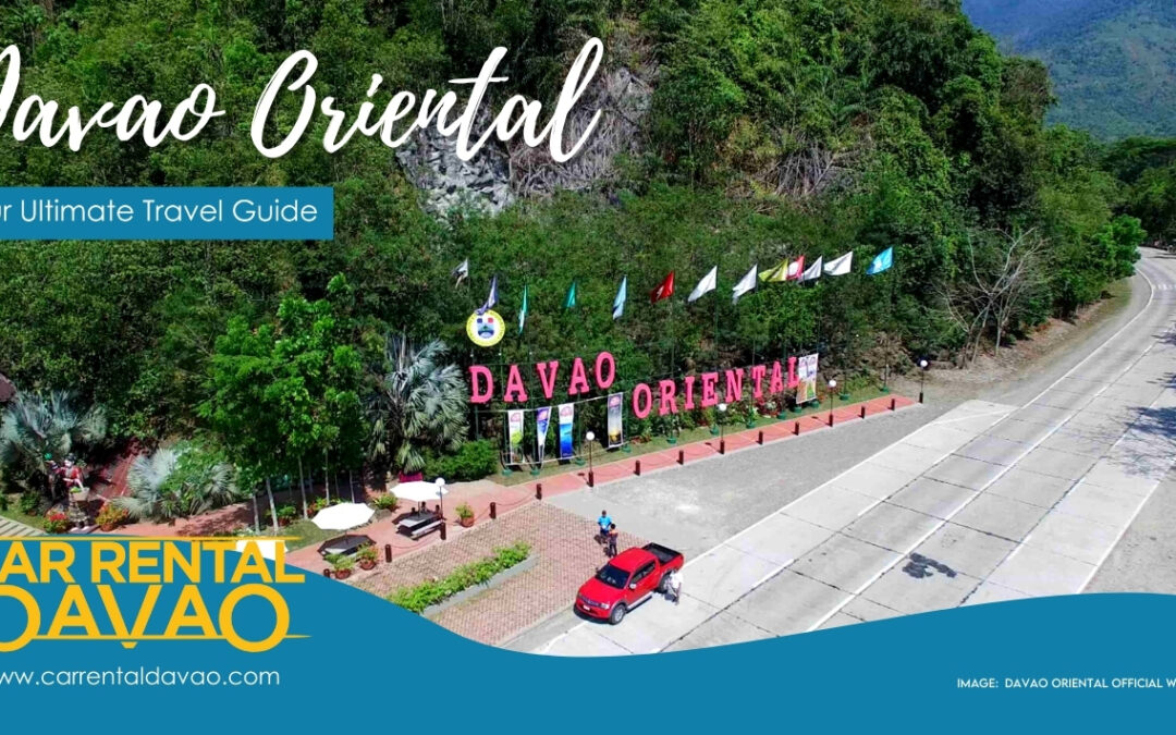 Ultimate Travel Guide: Awesome Tourist Spots in Davao Oriental