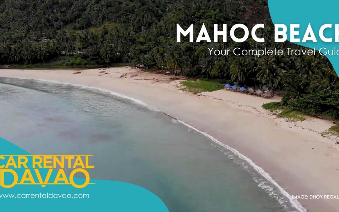 Mahoc Beach: One of the Best Beaches in Davao Region