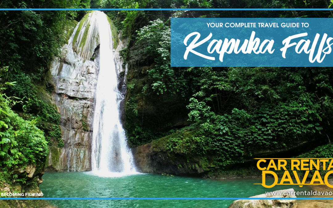 Kapuka Falls: Complete Travel Guide To Caraga's Hidden Gem