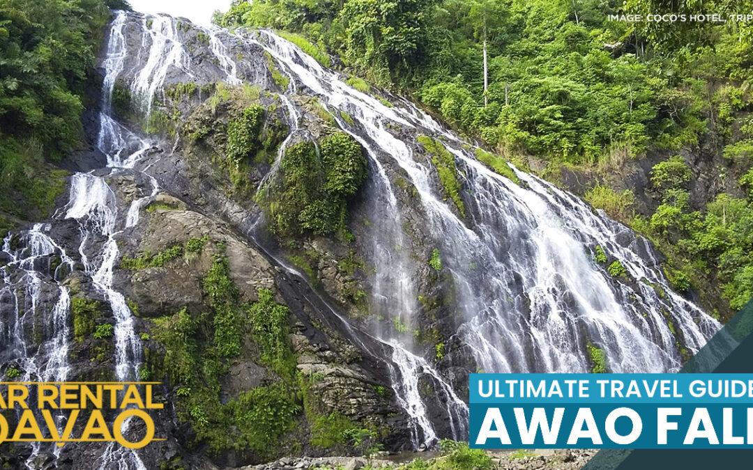 Awao Falls: Waterfall That Will Make You Wow